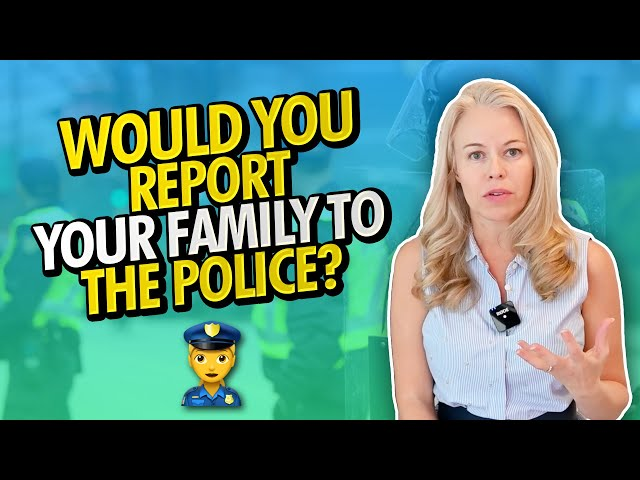 Would You Report Your Family To the Police 👮♀️???? Credit Report Nightmare's💭