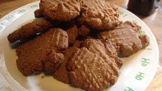 Keto Cooking How To Make Almond Butter Cookies