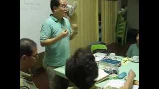 The TSP Rizaliana Lodge Meeting:  Law of Adjustment, Doctrine of Balance and Harmony 2/2