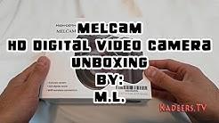 MELCAM HD Digital Video Camera - Unboxing
