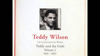 Teddy Wilson And His Orchestra. There