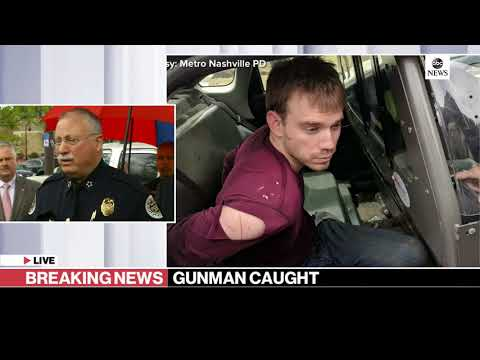 Nashville Waffle House shooting suspect in custody | ABC News