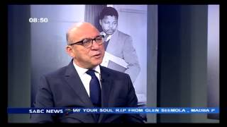 Trevor Manuel pays homeage to Madiba