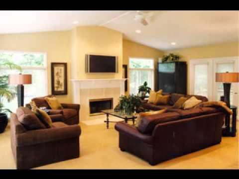 Simple Corner fireplace decorating ideas - YouTube