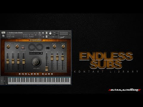 Global Audio Tools-Endless Subs Sound Demonstration