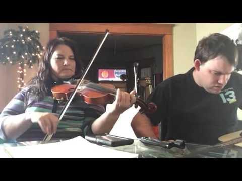Day 338 - Faded Love - Patti Kusturok's 365 Days of Fiddle Tunes