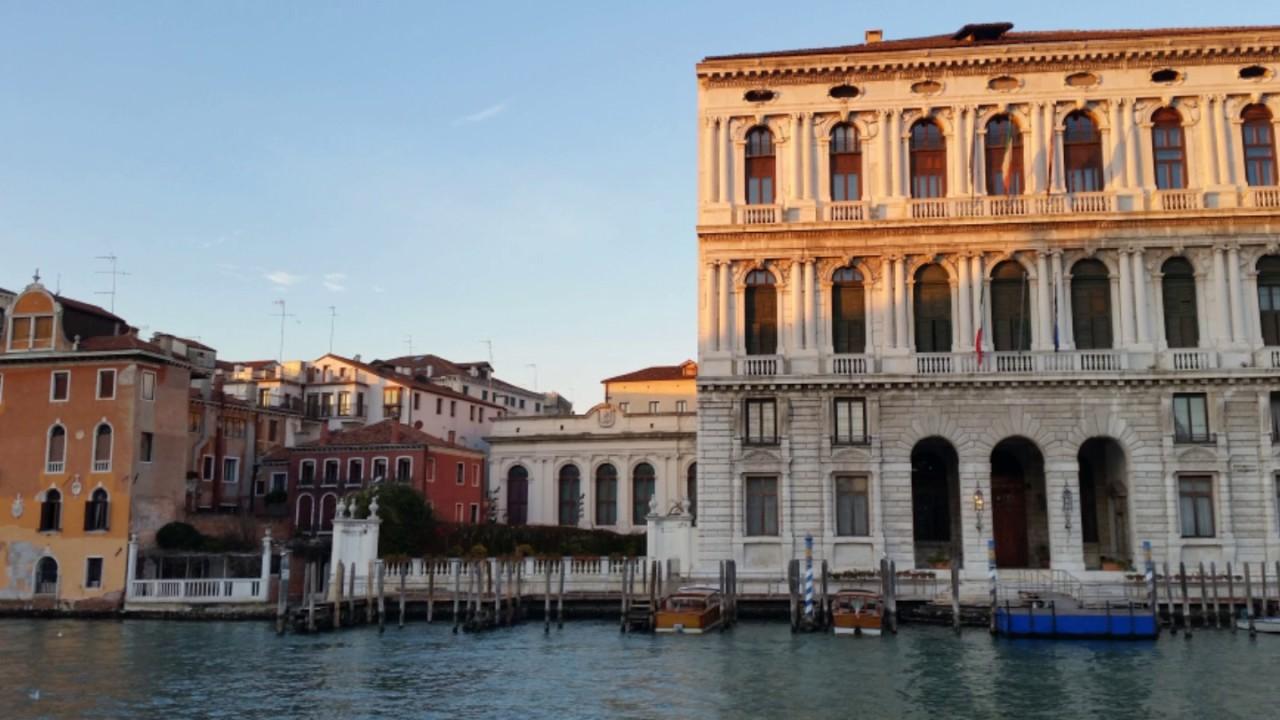 Guggenheim Museo.Venezia Museo Peggy Guggenheim Youtube