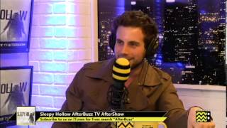 "Sleepy Hollow After Show Season 1 Episode 6 ""The Sin Eater"" 