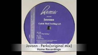 Jovonn - Perks(original mix)