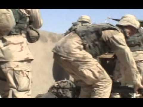 BATTLE MOVIE 1st ID 2004 Iraq