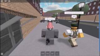 ROBLOX British Army 00seven
