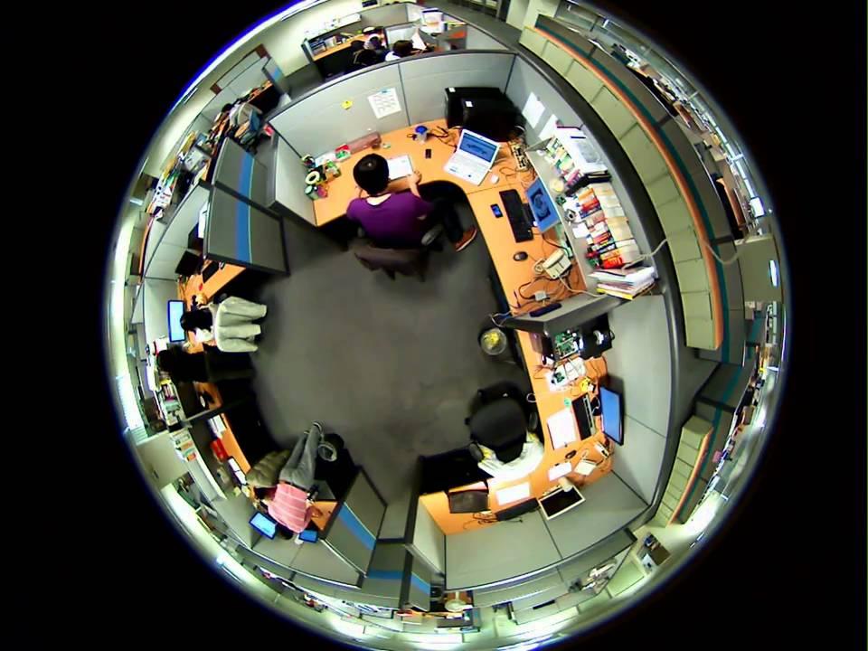 360 Camera Source View