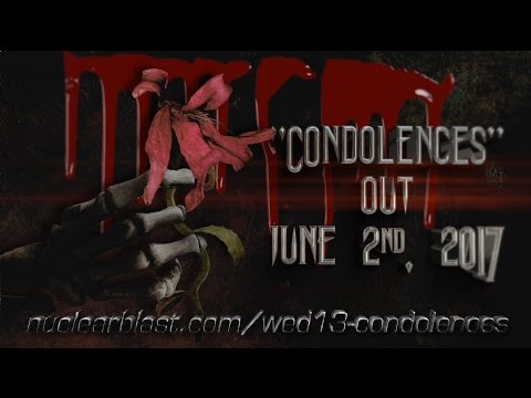 WEDNESDAY 13 - Sends his 'Condolences' (OFFICIAL TRAILER)