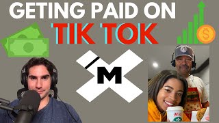 HOW TO GET PAID OFF OF TIK TOK! | with MIA FINNEY