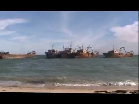 The Ship Graveyard Nouadhibou 2012