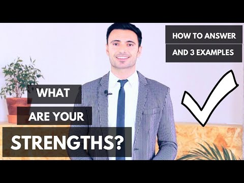 How To Answer: What Are Your Greatest Strengths? (Job Interview Questions  Guide + 3 Examples) By Ingemar II.