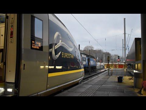 Eurostar Standard Premier | London St Pancras - Amsterdam Centraal 11/01/2019