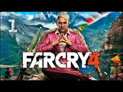 Прохождение Far Cry 4 (PS4) — Часть 1: Безумие ради безумия