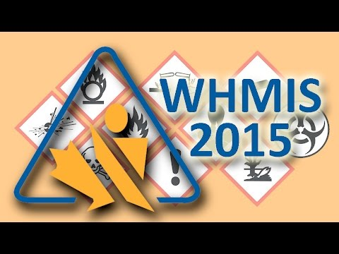 WHMIS 2015 Safety Training Video Preview - Safetycare Canada