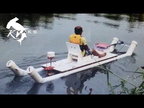 Awesome  PVC Pipe Kayak - Build It!!!