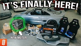 Turning a $500 Toyota MR2 into a $20,000 Toyota MR2! (Part 5)