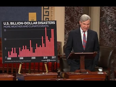 Time to Wake Up: 2017 Year in Review: Sen. Sheldon Whitehouse (January 2018)