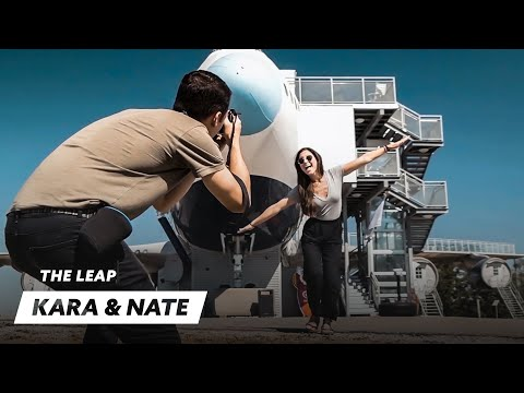 TURNING DOWN A SIX-FIGURE JOB - The Leap with Kara and Nate