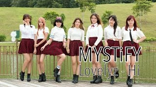 MYSTiFY - 안녕 (Hi~) - LOVELYZ (Dance Cover)
