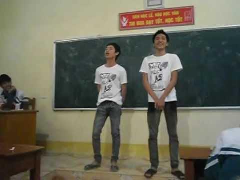 ♥THPT Nam Tiền Hải-12A2♥ (2009-2012) Bà xã tôi number 1-camera,director by→ bAd bOy