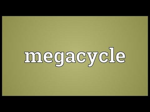Header of megacycle