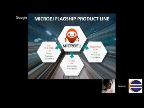 Eclipse Edje: A Java API for Microcontrollers