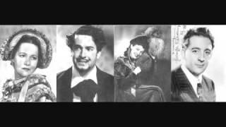 Di Stefano-Sayao-Valdengo-Hunt - Dunque e proprio finita (1951 live)