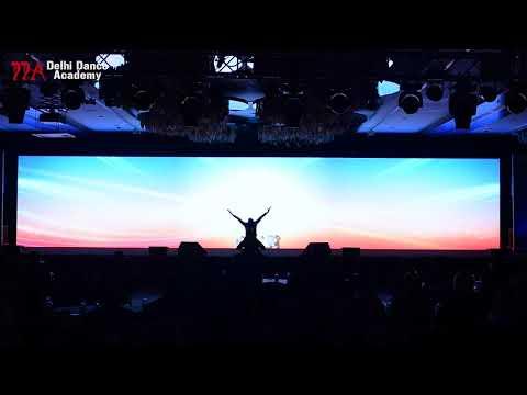 Interactive Dance LED | Product Launch | Greenlam | Delhi Dance Academy