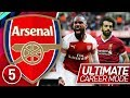 FIFA 19 ARSENAL CAREER MODE #5 | TOUGH GAME VS LIVERPOOL! (ULTIMATE DIFFICULTY)