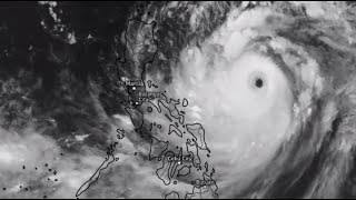 Weather Update- (September 14, 2018) Bagyong Ompong [Super Typhoon Mangkhut]