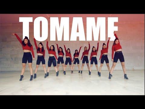 Eleni Foureira - Tómame | DANCE VIDEO
