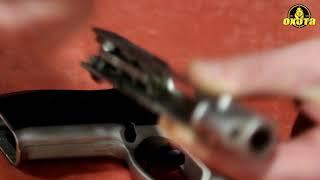Обзор на лучший пистолет для самообороны - ФОРТ 12Р