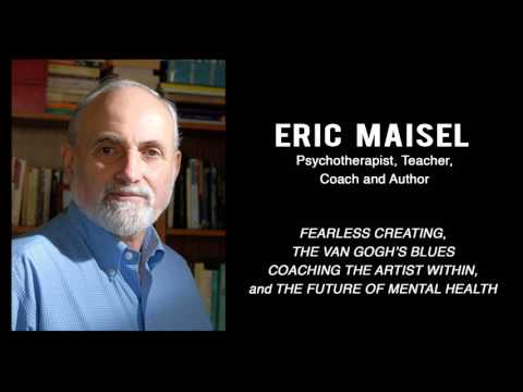 Coaching The Artist Within - Full Interview with Eric Maisel