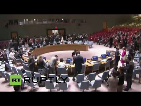 LIVE: UN Security Council Votes On Iran Nuclear Deal