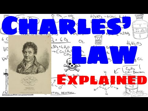 Charles' Law Explained