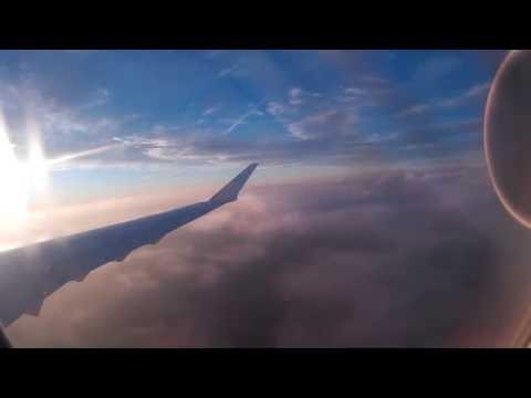 Eurowings  Start vom Flughafen Dresden Bombardier Canadair Regional Jet CRJ-900LR