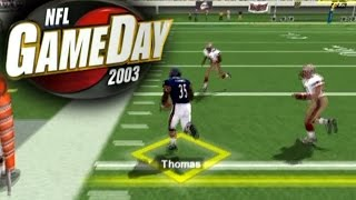NFL GameDay 2003 ... (PS2)