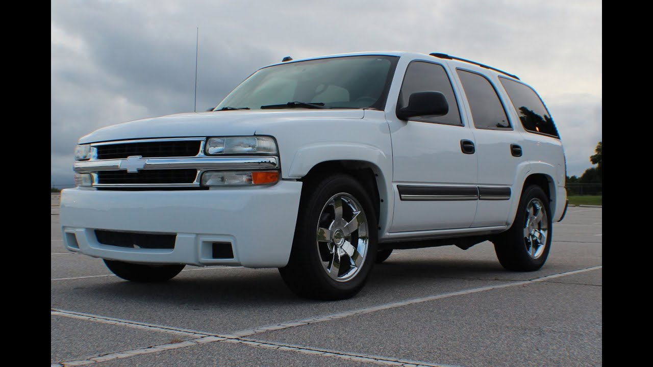 Making the SS Tahoe - YouTube