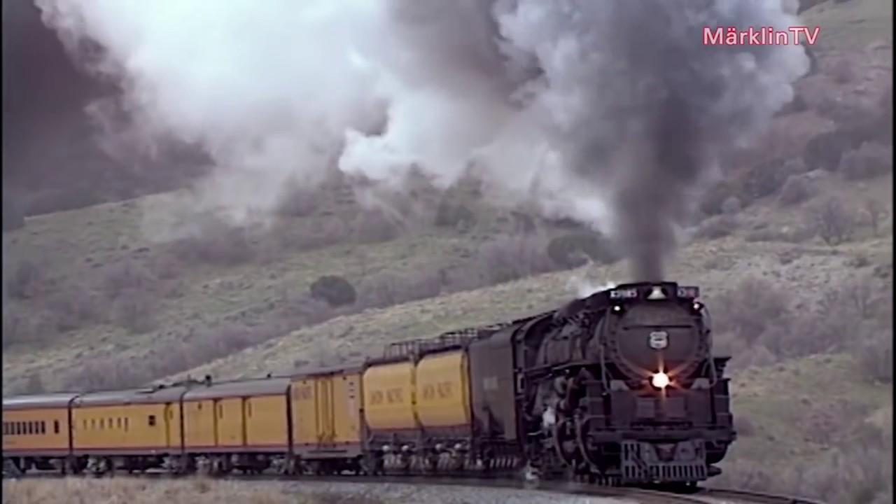 Video Dampflokomotive