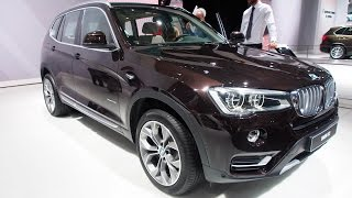 2014 BMW X3 XDrive 2.8i - Exterior and Interior Walkaround