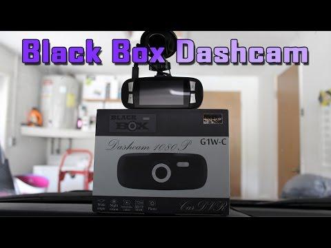 [TiG] Review: Black Box Dash Cam G1W / G1W-C + Video Samples