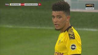Jadon Sancho - All 42 Goals & Assists 2019/2020