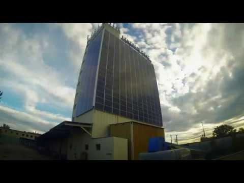 """Errichtung des """"Power Tower"""" in Graz - Energie Graz"""