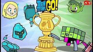 ティーンタイタンズゴー!ゲーム: ジャンプJousts ゲーム | 勝利 |