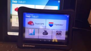 Rand McNally Tablet TND80 No legal Route Problems easy Fix